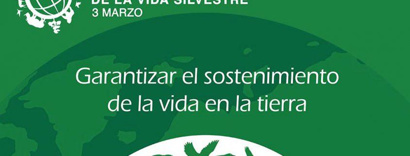 Feliz Día Mundial de la Vida Silvestre
