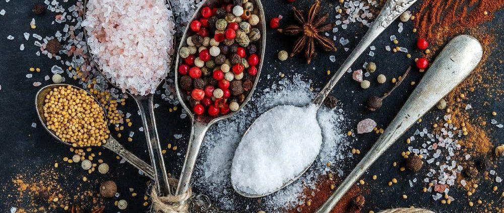 cocinar sin sal