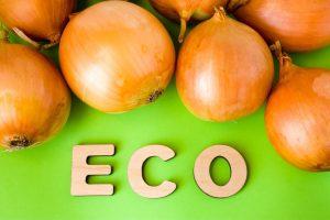 vegetales ecológicos