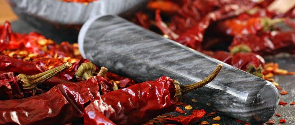 historia del pimenton