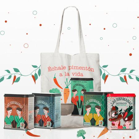 Pack regalo Pimentón Especial