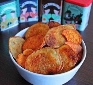 patatas con pimenton