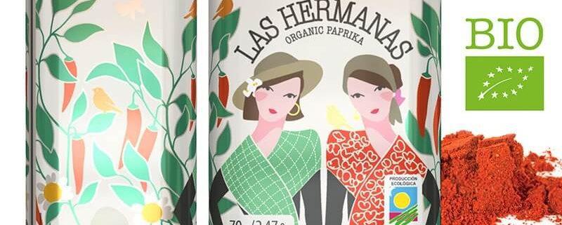 Pimentón de la Vera Ecológico Las Hermanas