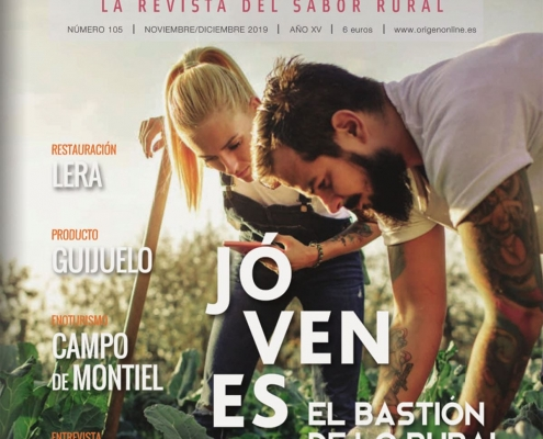 Revista Origen Noviembre Diciembre 2019